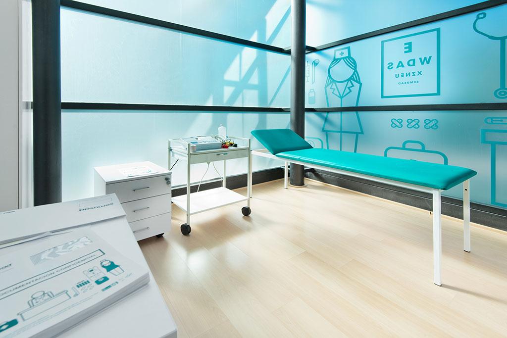 SEMUSAD abre las puertas de su nueva clinica en Lorca