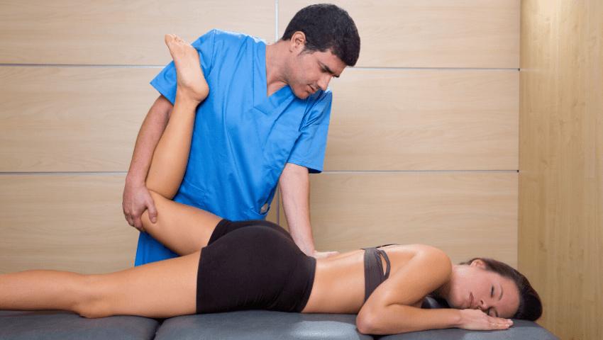 Tipos de problemas en musculos y huesos en trabajos sedentarios